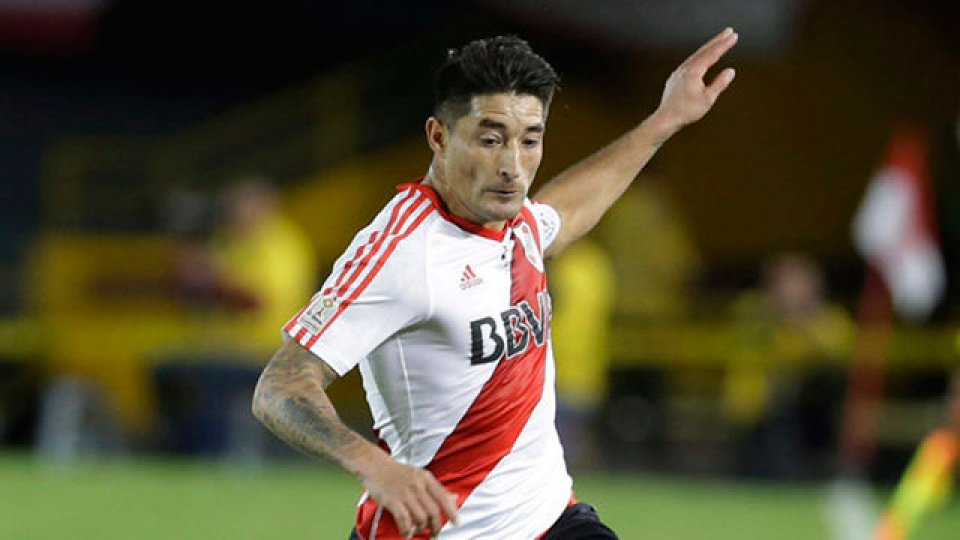 Milton Casco, de resistido en River a la Copa América.