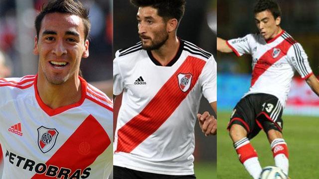 Affranchino, Casco y Urribarri compartirán con Mora su partido de despedida.