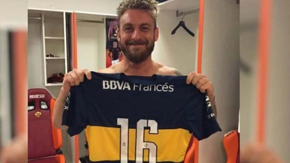 El italiano confesó que le gustaría retirarse en Boca.
