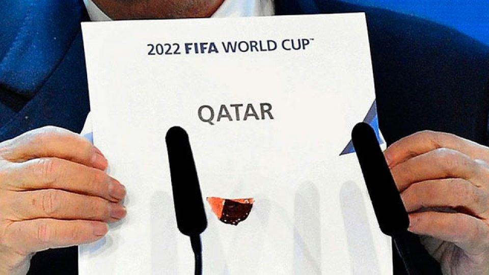 El Mundial 2022 se jugará con 32 equipos con igual formato.