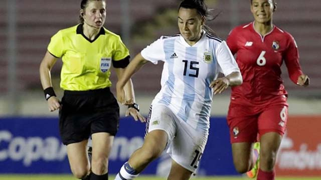 La entrerriana Yael Oviedo quedó seleccionada para los Juegos Panamericanos