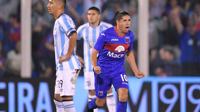 Con cinco goles de ventaja, Tigre va por el pasaje a la final.