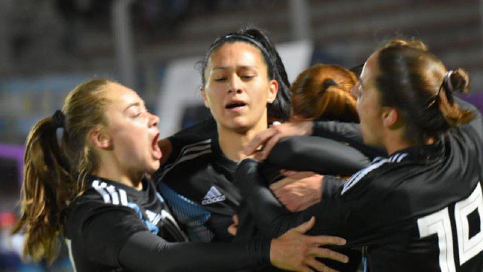 Al Albiceleste tuvo su despedida con una gran victoria ante Uruguay.