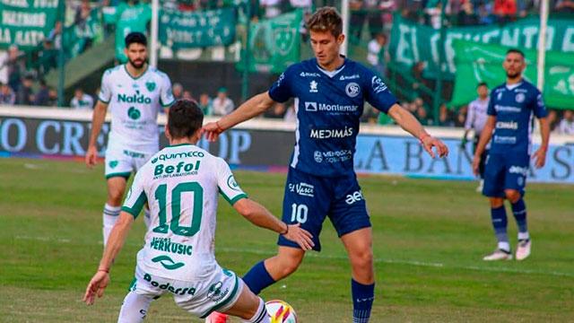 Sarmiento de Junín es finalista del Reducido.
