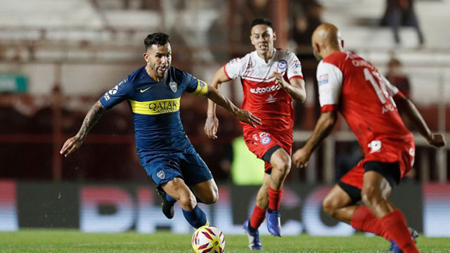 Copa de la Superliga: Boca y Argentinos se enfrentan por un lugar en la final