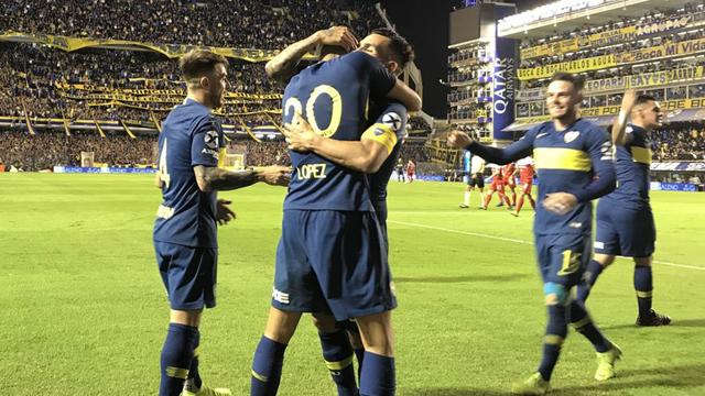 Boca se medirá en la Final ante Tigre en busca del la Copa de la Superliga.