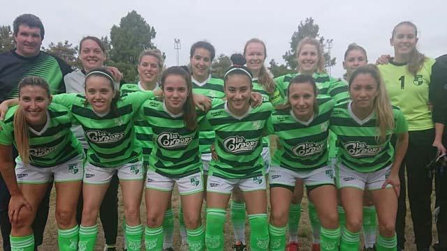 Unión de Crespo lidera en el torneo.