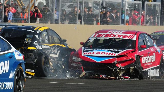El equipo DTA Racing recupera el auto de Mariano Werner.
