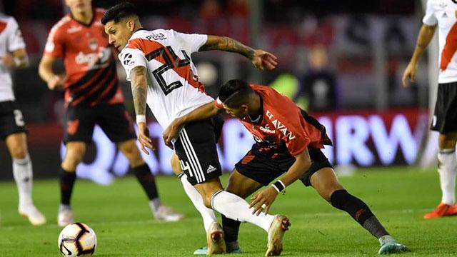 River goleó a Athlético Paranaense y se quedó con la Recopa Sudamericana.