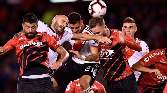 River se quedó con la Recopa Sudamericana. (Foto: Olé)