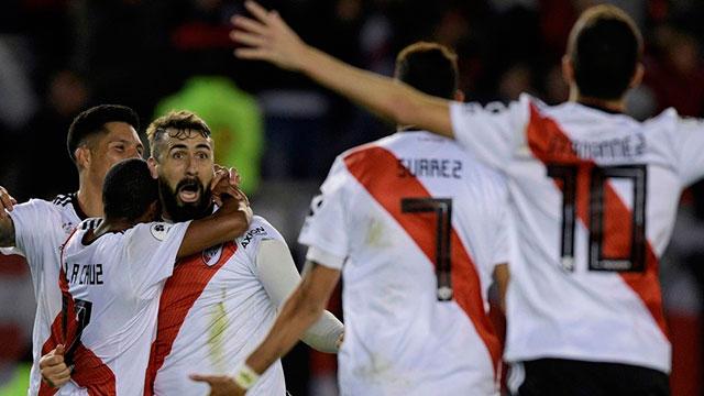 River se quedó con la Recopa Sudamericana.