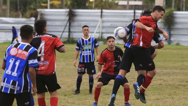 Palermo venció a Peñarol en Barrio Pirola. (Foto: Uno)