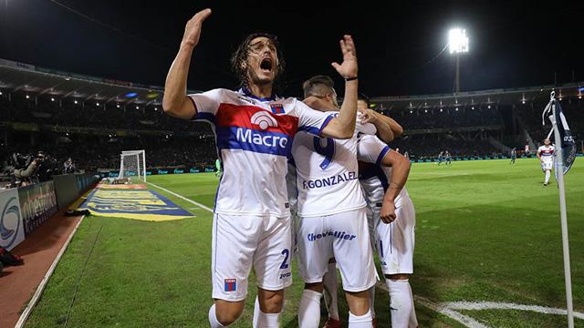 El con tres entrerrianos en el plantel Tigre conquistó su primer título.