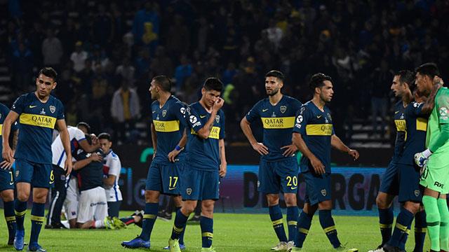 El capitán de Boca fue crítico por la derrota del conjunto Xeneize.