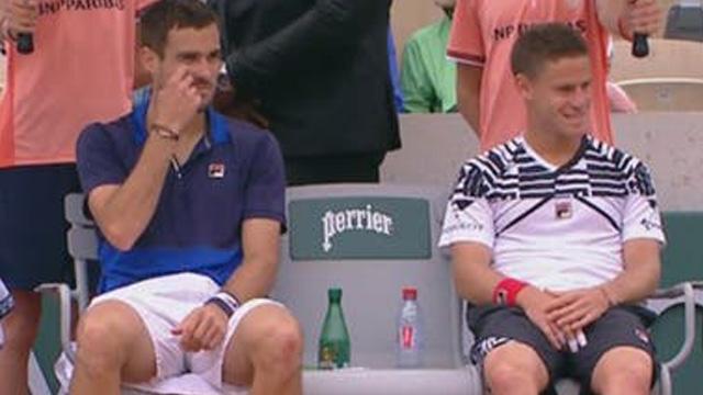 Coco y el Peque esperan por la dupla alemana para buscar el pasaje a la Final.