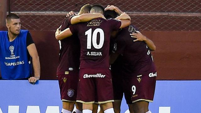 El Granate finalmente se quedó con la plaza para jugar la próxima Sudamericana.