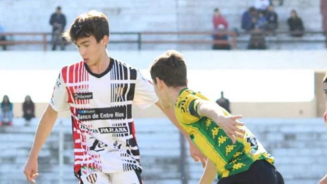 El Rojinegro enfrentó a Aldosivi. (Foto: Marisel Diaz / Prensa Oficial)