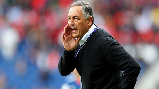 """""""Ojalá sea el inicio de un fútbol integral y profesional"""", dijo el entrenador."""