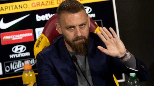 Daniele De Rossi no jugará en Boca y seguirá su carrera en la MLS.