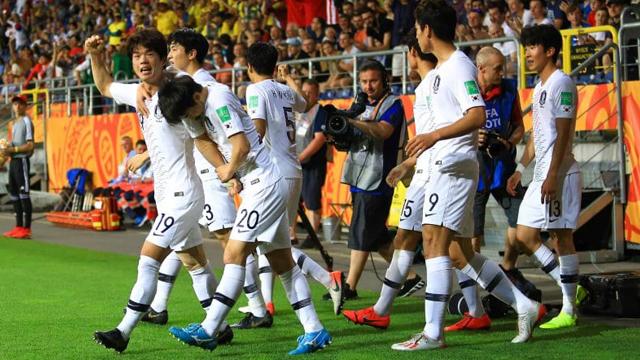 Los Tigres de Asia se medirán con Ucrania en la Final del Mundial Sub 20.