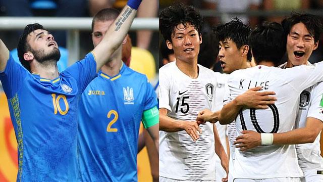 Los ucranianos y los asiáticos jugarán una Final sin inédita para la categoría.