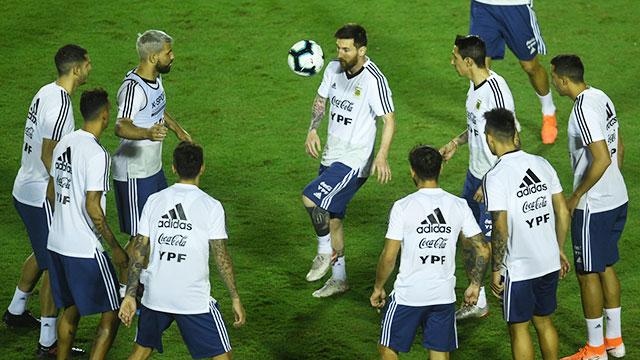 Copa América: Argentina debuta ante Colombia y pone en marcha una nueva ilusión