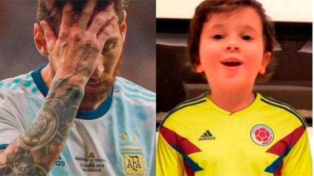 Scaloni y Messi en el centro de las críticas