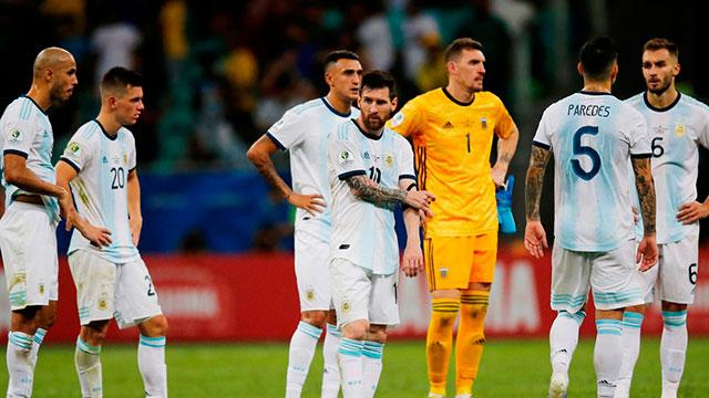 Copa América: Tras caer ante Colombia, cómo sigue el camino de la Selección