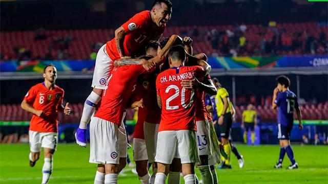 Copa América: Chile goleó a Japón en el debut y reafirmó que es candidato