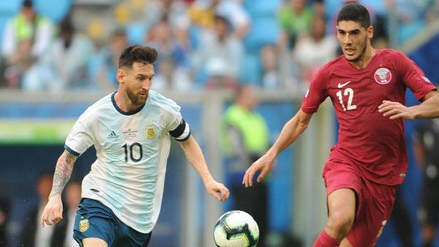 """""""La actitud fue lo que más me gustó"""", manifestó el capitán argentino."""