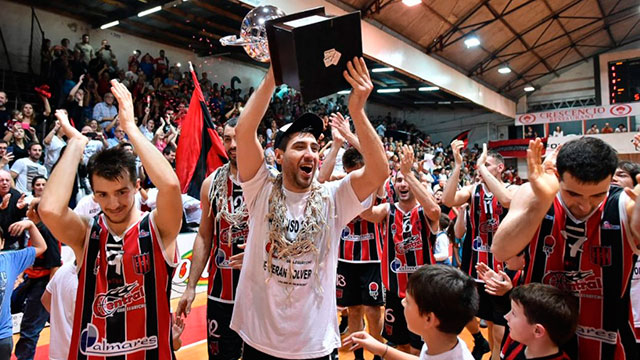 Central Entrerriano se consagró campeón del Torneo Federal de Básquet