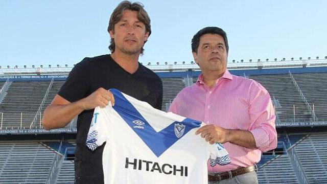 """""""Cuando uno firma un contrato, quiere que el técnico esté"""", dijo Rapisarda."""