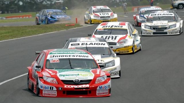 El Súper TC2000 no posee antecedentes de carreras en el autódromo de Paraná.