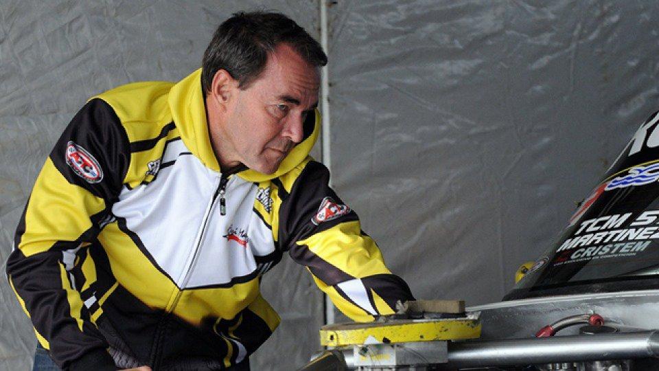 El Gurí Martínez quiere hacer su última carrera de TC en Paraná.