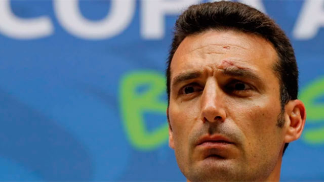 Scaloni dio la lista de convocados a la Selección Argentina con varias sorpresas