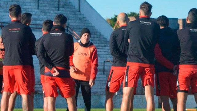 Patronato trabajó pensando en Colón y Sciacqua perfila el equipo