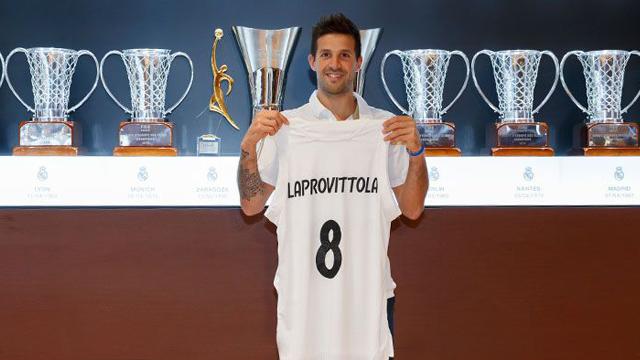 Laprovittola se sumó al Merengue donde será compañero de Facu Campazzo.
