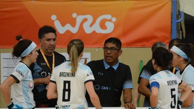 Con goleadas ante Angola y Suiza, Argentina clasificó a las Semifinales.
