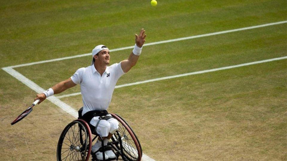 El Lobo Fenrández se mantiene entre los mejores del mundo en el Tenis Adaptado.