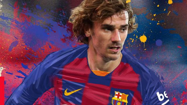 El atacante galo firmará su contrato con Barcelona por cinco temporadas.