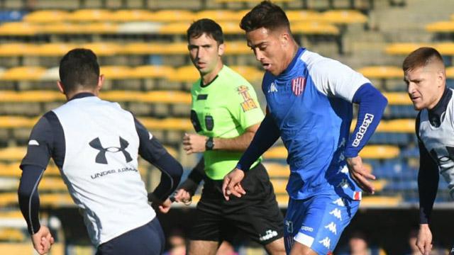 Jornada sin goles en Rosario para los choques entre el Canalla y el Tatengue.