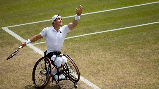 El tenista argentino ganó por primera vez en su carrera este Grand Slam.
