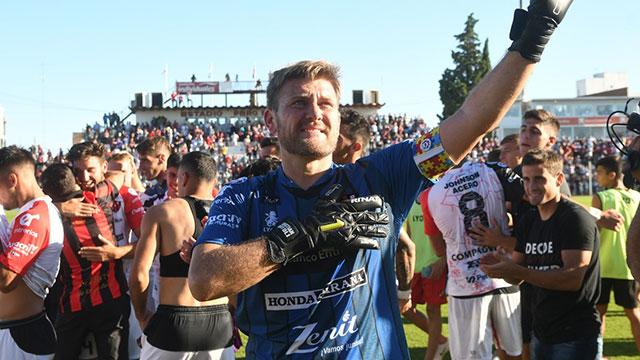 Premios Superliga: Sebastián Bértoli fue distinguido por su trayectoria