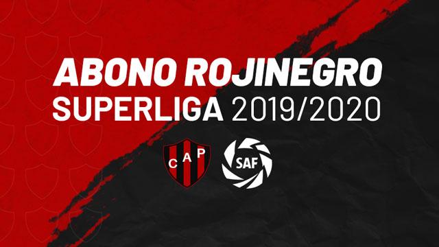 Patronato: empieza la venta de abonos para la Superliga 2019/2020