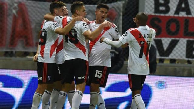 El Millonario sigue adelante en el certamen mas federal del fútbol argentino.