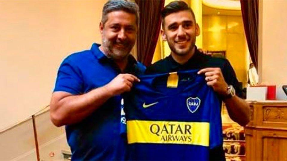 Boca le hará más estudios a Eduardo Salvio.