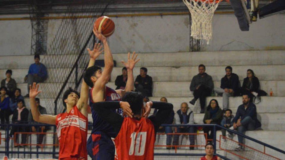 Olimpia venció a Quique en el Pietranera.
