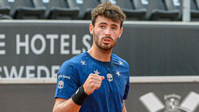 El cordobés Juan Ignacio Londero es finalista del ATP 250 de Bastad