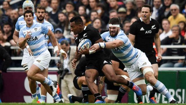 Rugby Championship: Los Pumas dieron pelea, pero cayeron ante los All Blacks