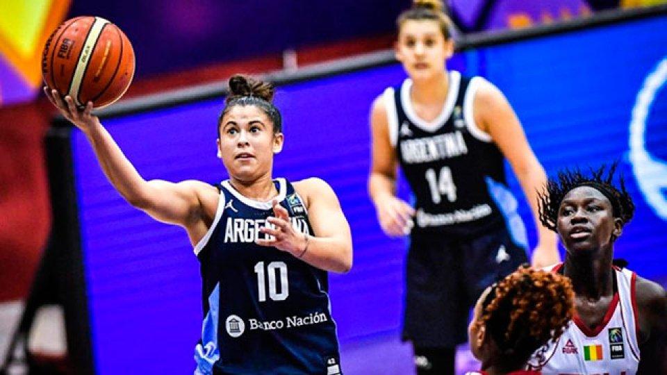 Con Camila Suárez y Sofía Wolf, Argentina ganó en el debut.